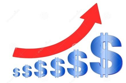 Crecimiento en pesos